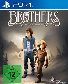 Brothers - A Tale of Two Sons für PS4 im PSN
