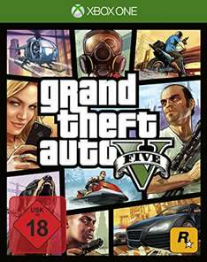 [amazon.de] GTA 5 / Grand Theft Auto 5 - Xbox One
