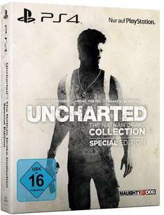 [Gamestop offline] Uncharted: The Nathan Drake Collection - Special Edition - 19,96€