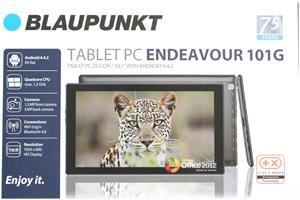 "[Computeruniverse] BLAUPUNKT Endeavour 101G/10BPG0 Quadcore CPU A31s max 1,2Ghz ca 25,5cm 10.1"",1024x600 Display Android 4.4 8GB interner speicher 1GB RAM"