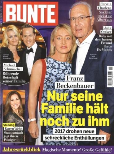Bunte Magazin im Jahresabo (52 Ausgaben) ab 46,80€ durch 130€ BestChoice oder 56,80€ durch 120€ Geldprämie