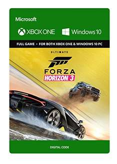 Forza Horizon 3: Ultimate Edition (Xbox One) für 35,31€ (Amazon.co.uk)