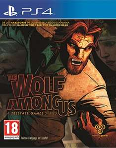 (Amazon.es) The Wolf Among Us (PS4/Xbox One) für 13,64€
