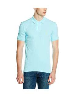[Amazon] Polo Ralph Lauren Herren Poloshirt T/S, Blau in XL