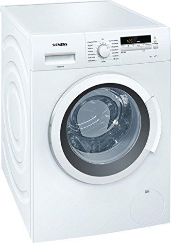 Siemens WM14K2ECO Waschmaschine (8kg, 1400U/min, Schleuderwirkungsklasse B, EEK A+++) für 399€ + 40€-Coupon [Mediamarkt Abholung]