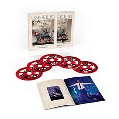 "[Amazon Prime ] Unheilig - MTV Unplugged ""Unter Dampf - Ohne Strom"" (Limited Deluxe) (2 CD + 2 DVD + BluRay) für"