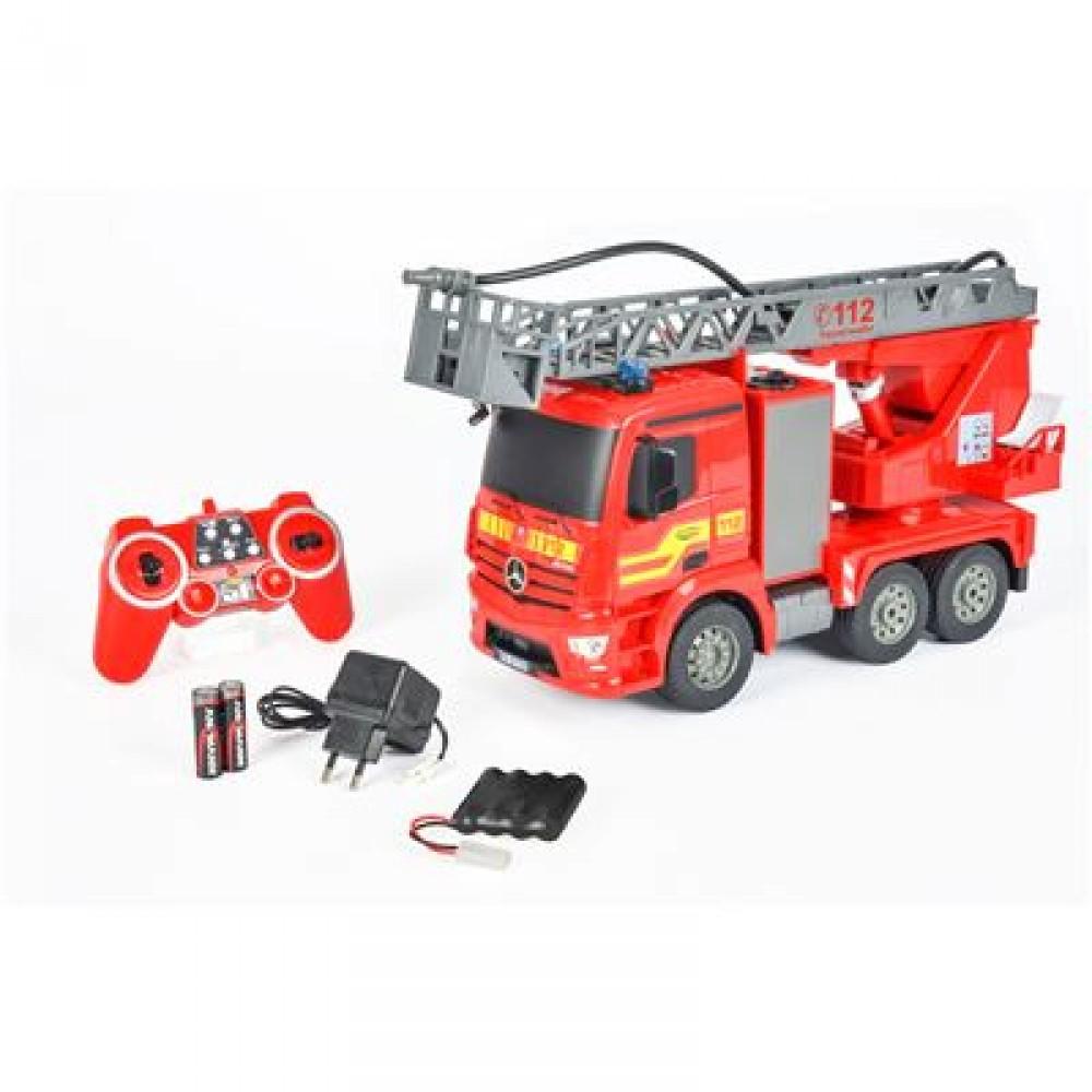 [Müller online] Carson - 1:20 Feuerwehrwagen 2.4 GHz 100% RTR