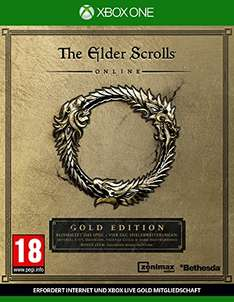 The Elder Scrolls Online : Gold Edition Xbox One für 21,35 inklusive Versand!