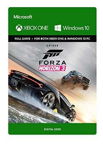 Forza Horizon 3 - Deluxe Edition (Xbox / PC = Play Anywhere) für 35,41€ [Amazon.co.uk]