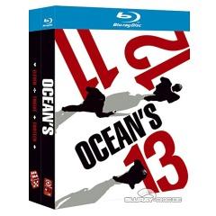 (Amazon.fr) Ocean's Trilogie Blu-ray für 11,90€ inkl. Versand und weitere Blu-ray Bundles im Angebot