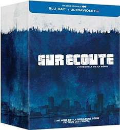 The Wire Komplettbox  Blu-Ray [komplett auf Deutsch]