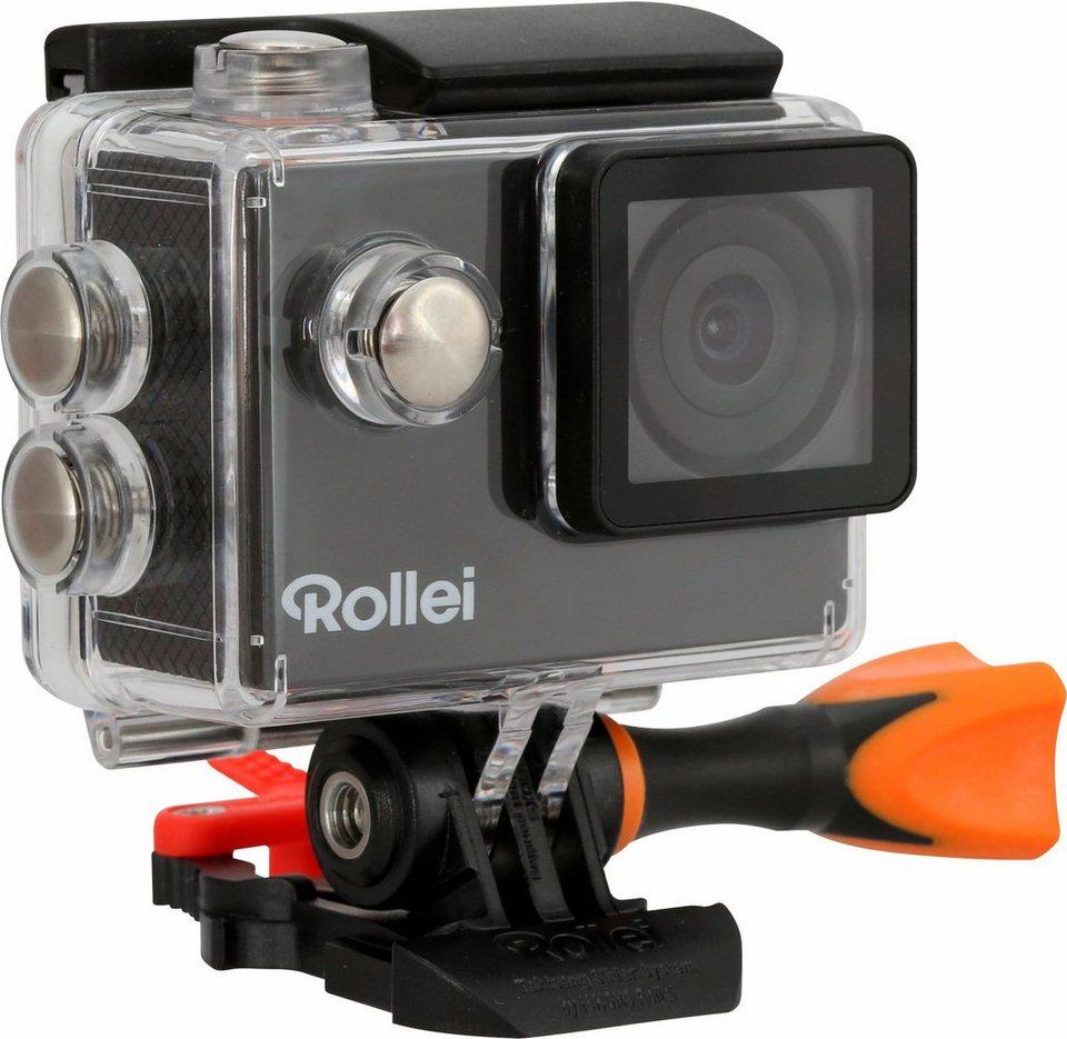 Otto: Rollei Action Cam 425 ink. Zubehör Set