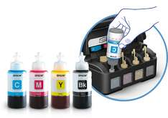 Amazon Blitzangebot bis 21 Uhr - Epson EcoTank Multifunktionsgerät (ET-4550 All-In-One) Drucken/Scannen/Faxen 335€ / Idealo 390,55€