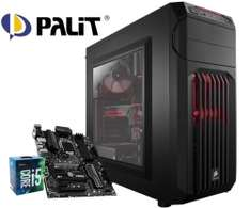 Gaming PC [Kaby Lake] (i5-7500, MSI B250M Pro-VD, Palit Geforce GTX 1070, 8GB RAM, 240GB SSD, Thermaltake TR2 S 500W, Corsair Spec-01) für 919,20€  //  mit (i5-7600K und MSI Z270A) für 999€ [Dubaro]