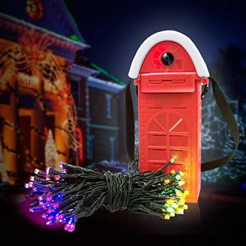 Wasserdichte Outdoor LED Lichterkette (mehrfarbig) statt 19,99€ nur 9,99€ @amazon prime