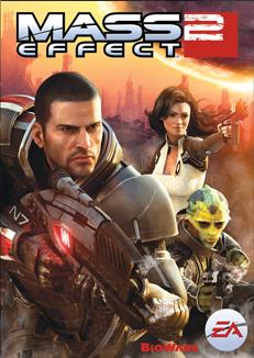 [PC] Mass Effect 2 (Standard Edition) @ Origin (Auf's Haus) - wieder da
