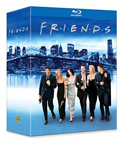 (Amaozon.fr) Friends – Die komplette Serie [Blu-ray] für 40,17€