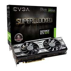 EVGA GeForce GTX 1070 SC Gaming ACX 3.0 Black Edition 8192MB GDDR5 für 395,96€ (Amazon.co.uk) *UPDATE*