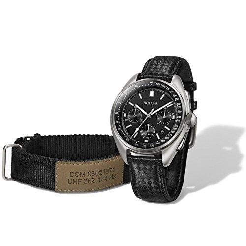 Bulova Moonwatch Re-Edition Herren-Armbanduhr
