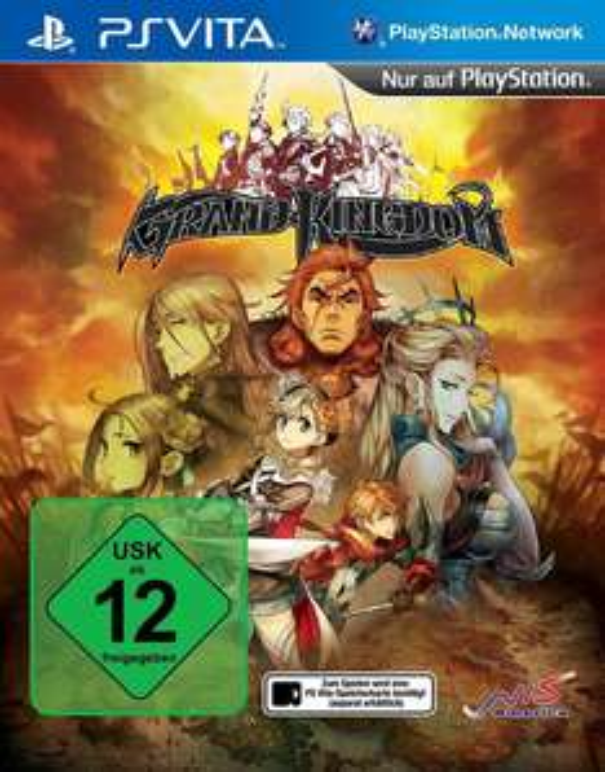 Grand Kingdom [PS Vita] lokal bei Gamestop 4,96€ (Idealo 38,99€)
