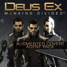[PS4] [PSN] Deus Ex: Mankind Divided - Augmentierter Geheimagent-Pack [kostenlos]