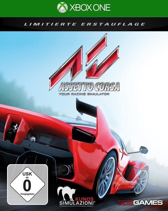 Assetto Corsa - Xbox One [lokal Gamestop]