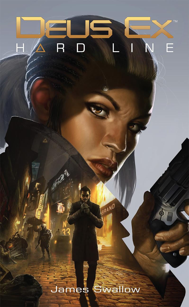 [ebook] Deus Ex: Dawning Darkness + Hard Line + Artbook
