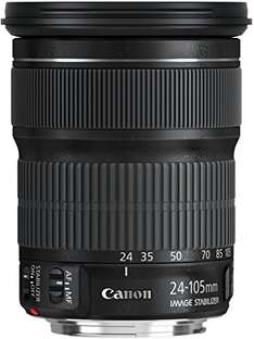 Canon EF 24-105mm f3.5-5.6 IS STM Objektiv für 299,92€ [Amazon.fr]