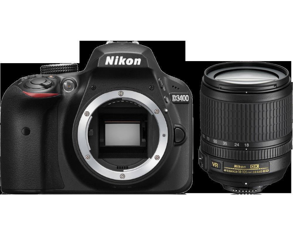 (LOKAL) Dresden Nikon D3400 Kit inkl. AF-S 18-105 VR für 555€ @ [Saturn]