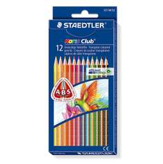 Staedtler Buntstifte Noris Inhalt 12