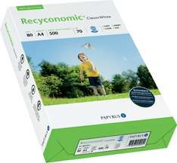 [100% Ökotech] 5500 Blatt Druckerpapier (Papyrus Recyconomic Classic White) aus 100% Altpapier zu 25,80€ @digitalo inkl. VSK
