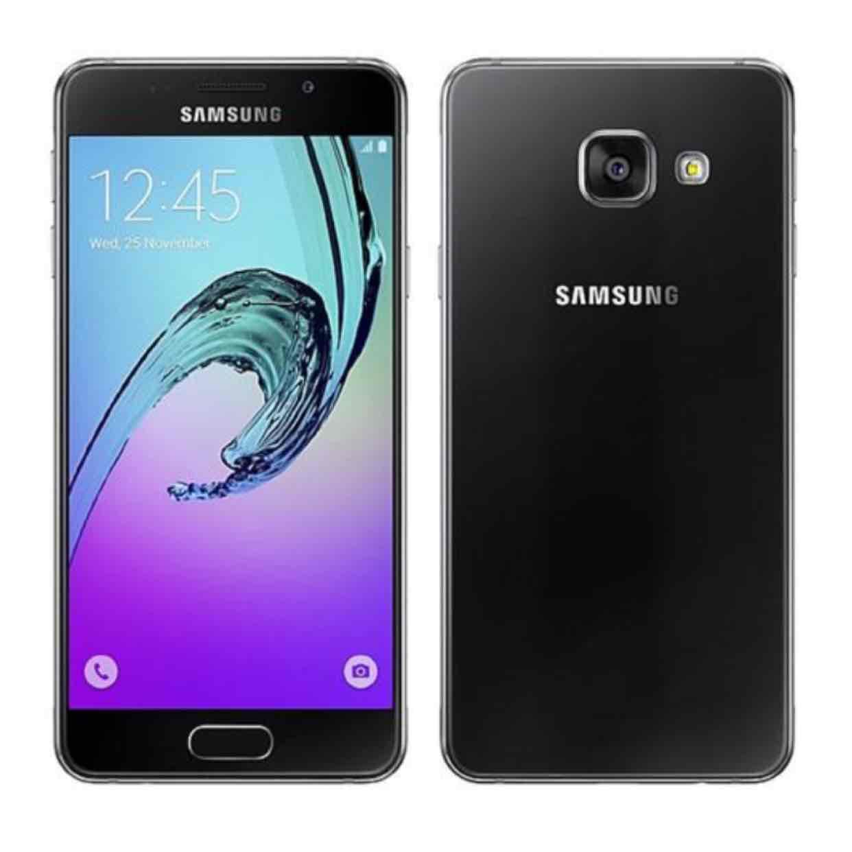 Samsung A3 Smartphone (2016) 16gb Speicher schwarz Amazon