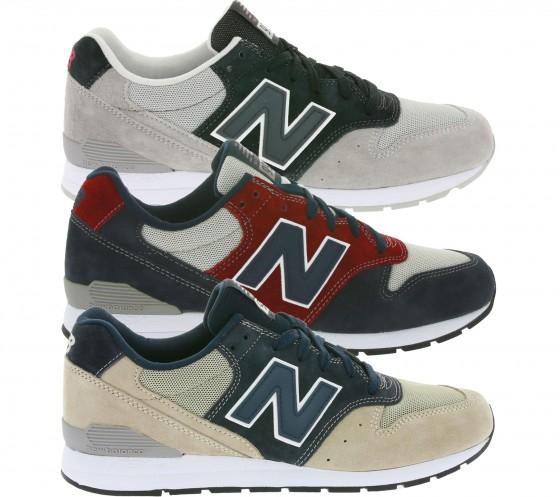 [outlet46] New Balance 996 Sneaker MRL966 für 44,99€ (VGP 65,00 €)