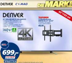 "(Real) online/offline Denver 65"" Zoll 4k Led TV"