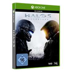 Halo 5 Guardians (Xbox One) (Real Abholung)