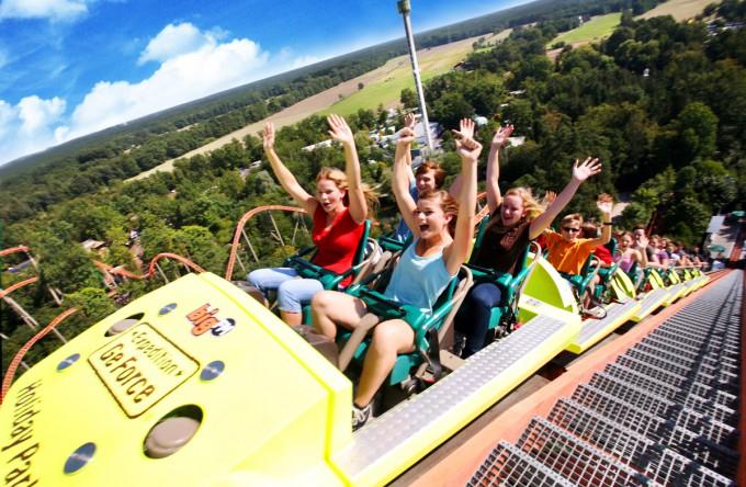 Holiday Park Haßloch 1 Tageskarte für nur 20,95€ statt 30,99€ - 2 Jahre gültig