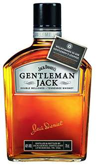 [Delinero über Amazon] Jack Daniel's Gentleman Jack Tennessee Whiskey