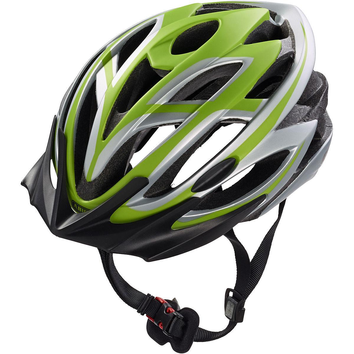 "ABUS™ - Fahrradhelm ""S-Force Peak (Race Green)"" (58-62cm) ab €19,33 [@Karstadt.de]"