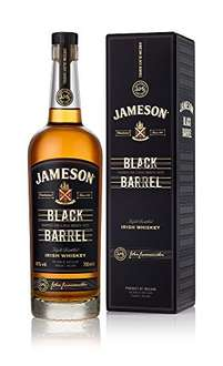 Jameson Black Barrel Irish Whiskey (Amazon)
