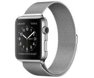 Apple Watch 42mm Steel/Milanese