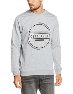 [Amazon] Jack & Jones Sweatshirt Grau in S für 9,25€ (L: 14,74€ | M: 11,53€ | XL: 13,28€)