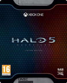 Halo 5: Guardians Limited Edtion (Xbox One)