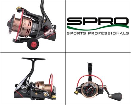 Spro GrandArc 810 Angelrolle für 66,90€