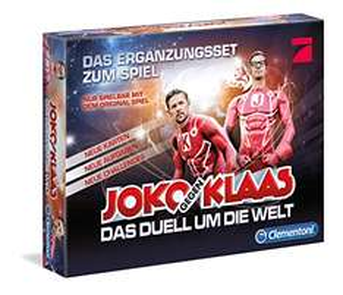 Joko gegen Klaas Ergänzungsset zum Spiel, für 2,46€ [Amazon Plus Produkt]