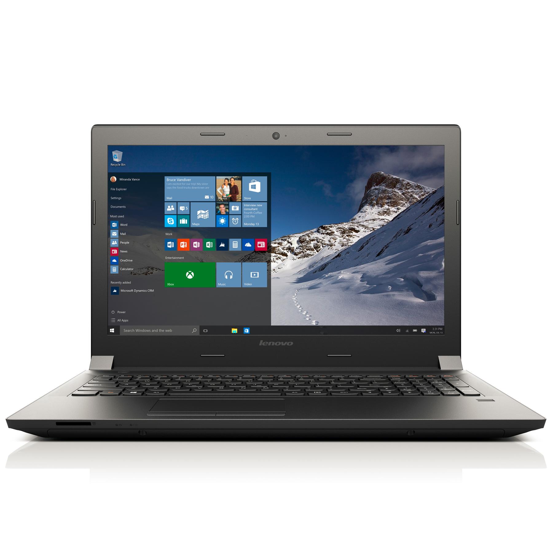 "[NBB] Lenovo B51-35 80LH002JGE 15,6"" matt HD, AMD A8-7410, 8GB RAM, 1TB Speicher, DVD, FreeDos"