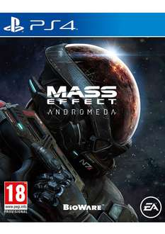Mass Effect Andromeda - PS4 / Xbox One