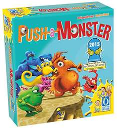 Queen Games 30022 - Brettspiel - Push a Monster