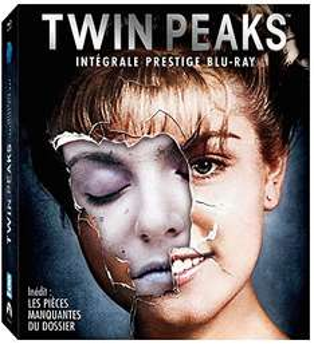 Twin Peaks - L'intégrale Série TV + Film 10 Blu-ray [Intégrale Prestige Blu-ray] für 33,68€