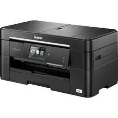[Redcoon] Brother MFC-J5625DW Multifunktion/ Tinte/ FAX A3 Drucker/Scanner/Kopierer 35/27 S/min (A4) randloser Druck/ Duplexeinheit USB2.0/ WLAN / LAN /WiFi AirPrint, mobile Print 6.cm Farbdisplay
