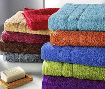 11 Boxxx Frottier Handtücher 50/100cm aus 100 % Baumwolle in verschiedenen Farben für 15,84€ (XXXL)